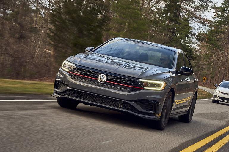 Volkswagen Jetta GLI 2019: comme une GTI avec une valise