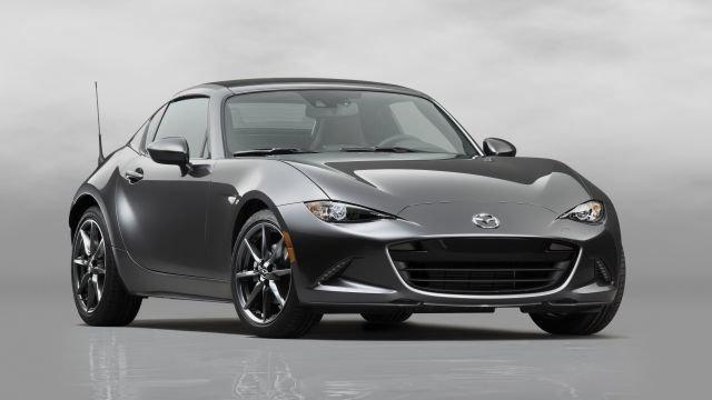 Début de la production de la toute nouvelle Mazda MX-5 RF