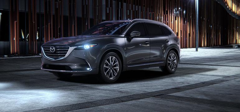 Le Mazda CX-9 2017 est construit pour ceux qui aiment conduire