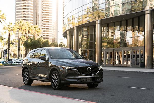 Mazda CX-5 2018 : le VUS pour ceux et celles qui aiment conduire