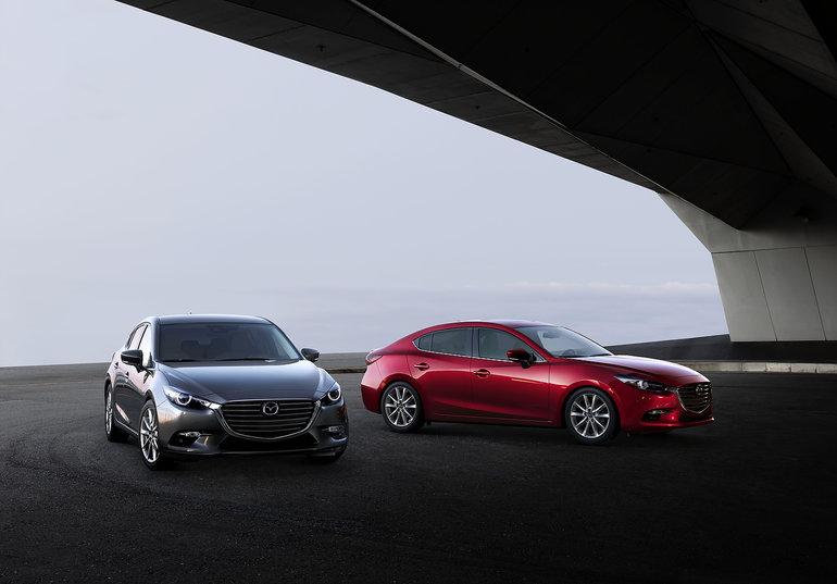 La Mazda3 2018 est au sommet de son art