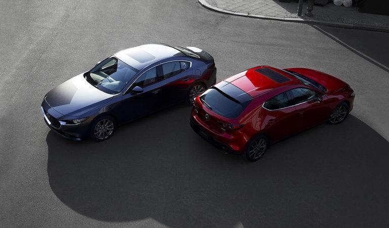 Deux nouveautés qui impressionnent vraiment à propos de la nouvelle Mazda3 2019