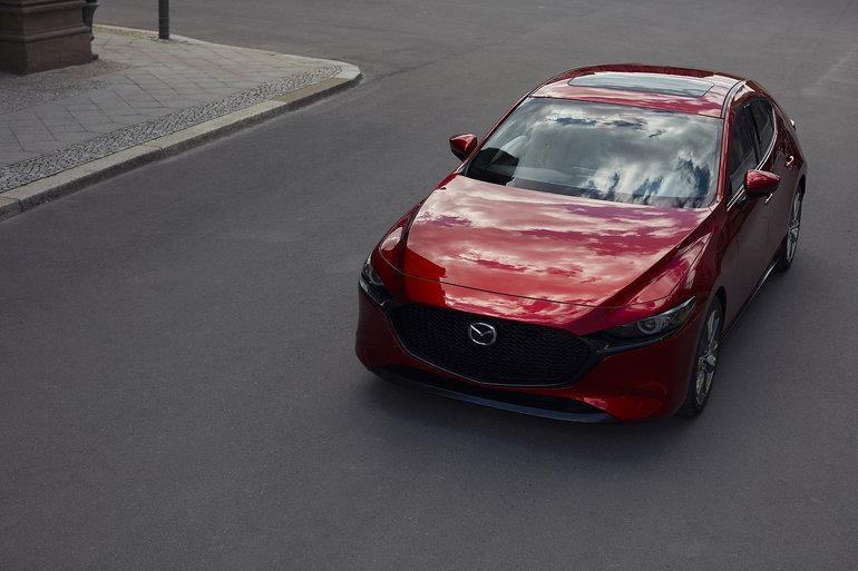 La Mazda3 2019 sera offerte à partir de 18 000$