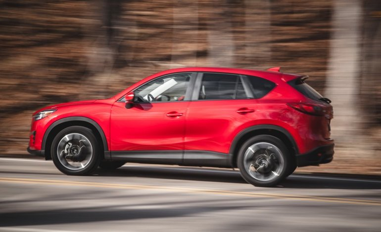 Discover the New 2016 Mazda CX-5 in Halifax Today