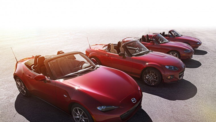 Mazda Releases Its Sales Numbers for June