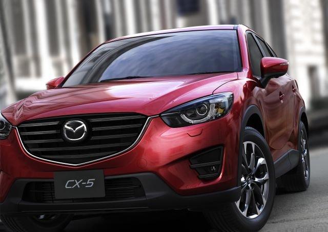 2016 Mazda CX-5 overtakes Mazda3 as best-selling Mazda vehicle in Canada