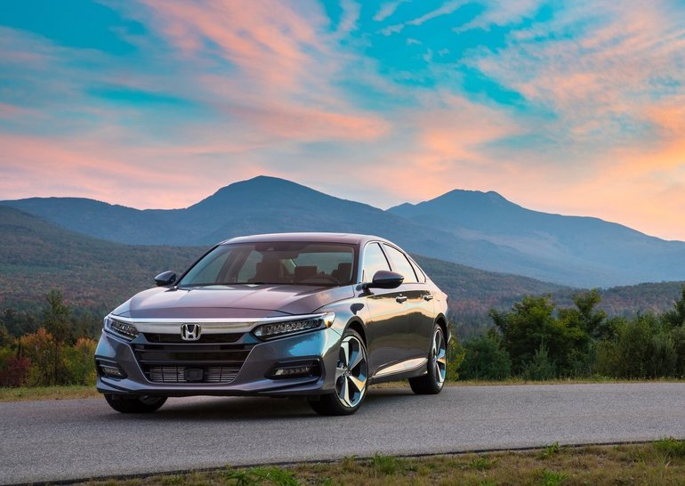 The New 2018 Honda Accord Hybrid Has Arrived