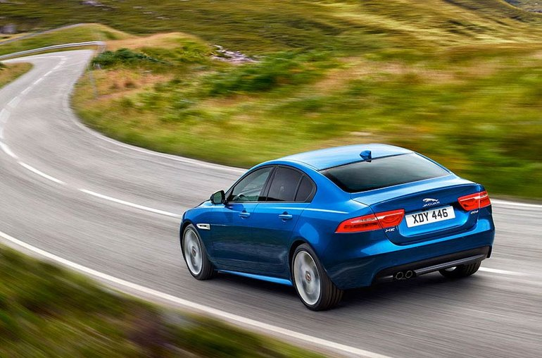 Jaguar XE 2018 : la performance britannique