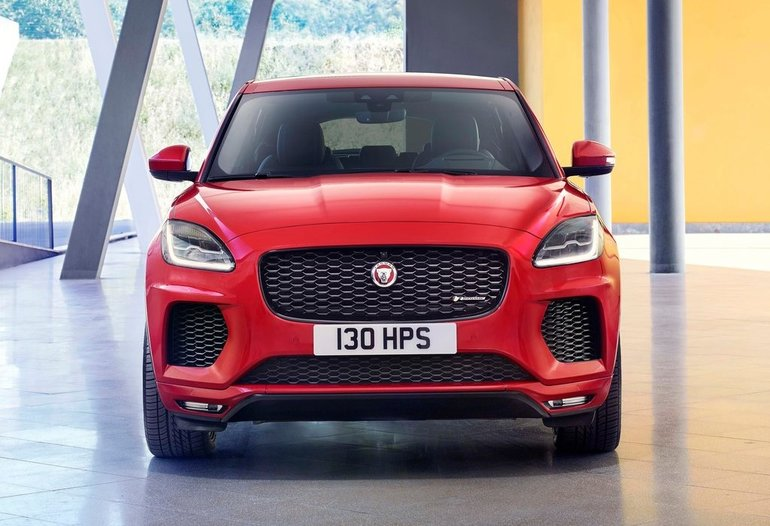 Jaguar E-Pace 2018 : Le petit nouveau
