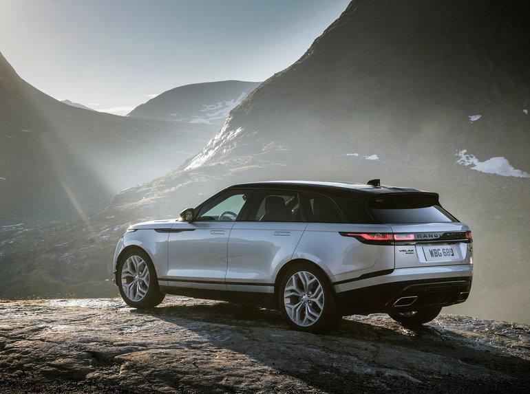 Range Rover Velar 2018 : difficile à critiquer