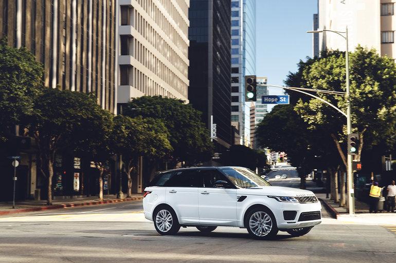 2019 Range Rover Sport: Ultimate Sport