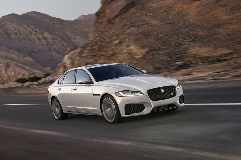 Every version of the 2019 Jaguar XF