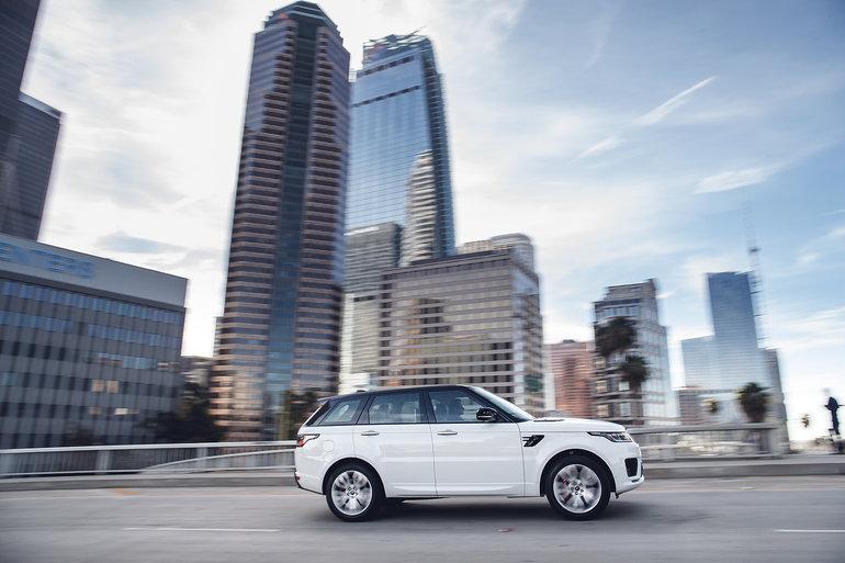 Les nombreuses versions du Range Rover Sport 2019