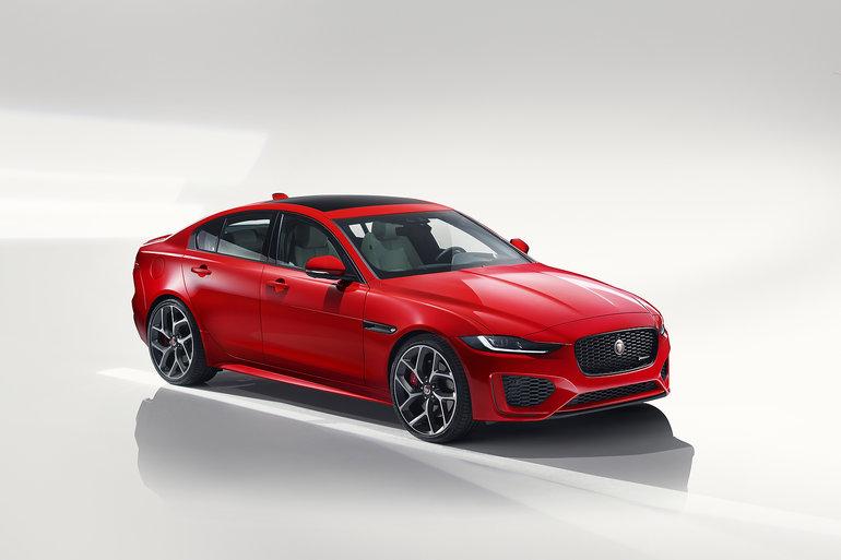 2020 Jaguar XE gets plenty of upgrades