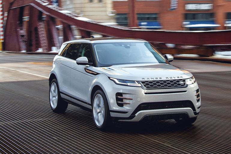 Ce qu'il faut savoir sur le nouveau Range Rover Evoque 2020