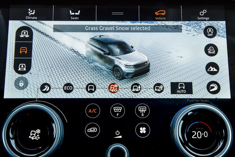 Comprendre le système Terrain Response de Land Rover
