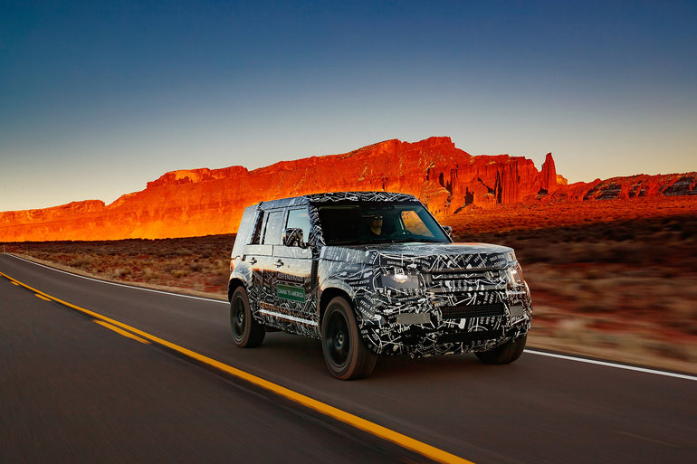 April 30 is World Land Rover Day