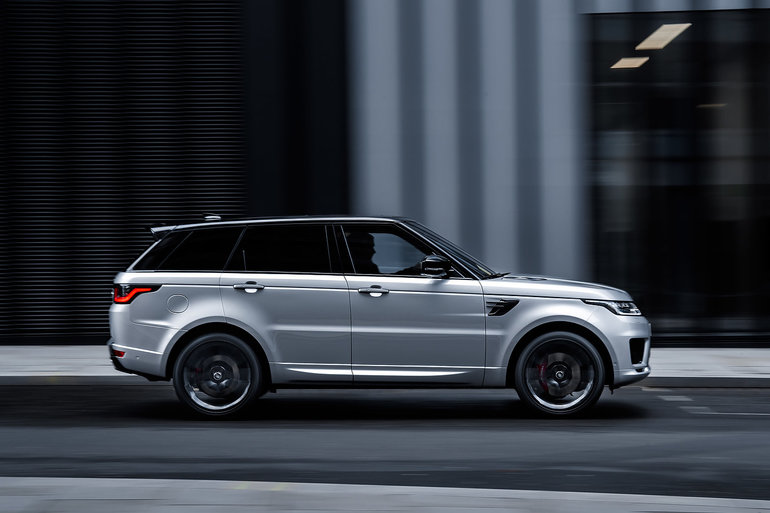 The 2019 Range Rover Sport: Top-of-the-Line Luxury and Power