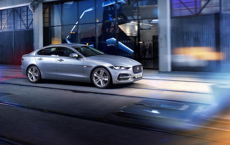 2019 Jaguar XE: style meets exclusivity