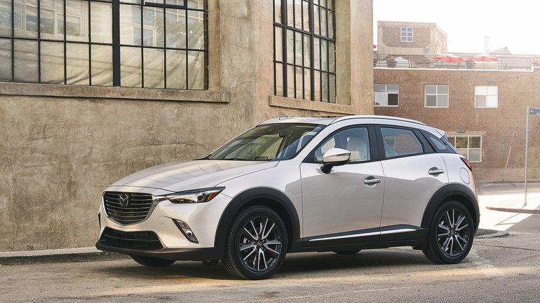 The All-New Mazda CX-3