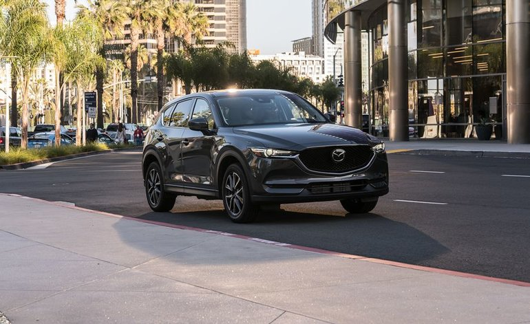 2018 Mazda CX-5: More Equipment for the Mazda SUV