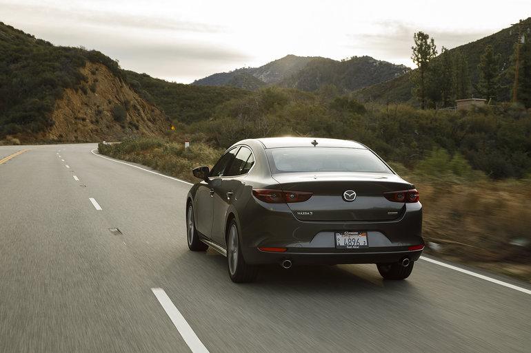 2019 Mazda3: Fuel Economy And All-Season Driving Pleasure