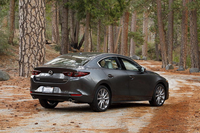 Three reasons to buy a 2019 Mazda3