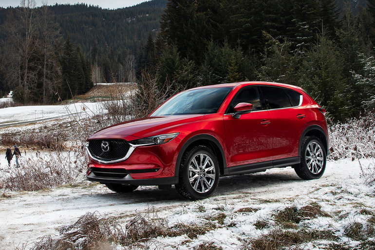 Three things to know about the 2019 Mazda CX-5