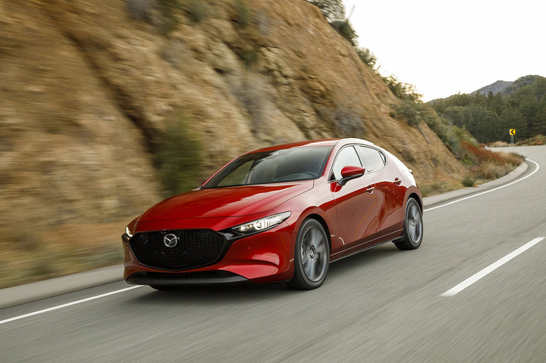 A quick look at the recent 2019 Mazda3 reviews
