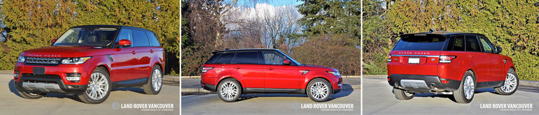 Land Rover Forecasted Top Luxury Brand in ALG Residual Value Awards