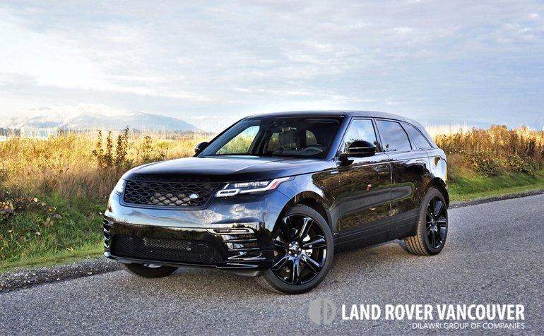 2018 Range Rover Velar R-Dynamic HSE P380 Road Test