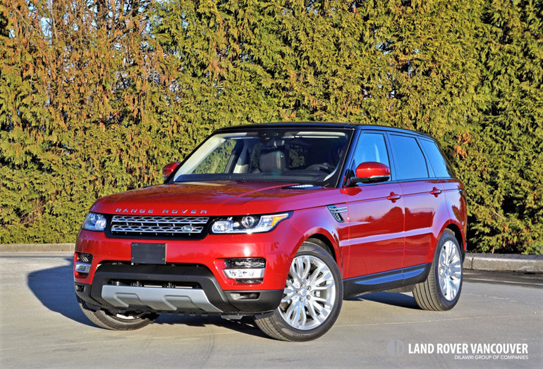 2017 Land Rover Range Rover Sport HSE TD6 Road Test Review
