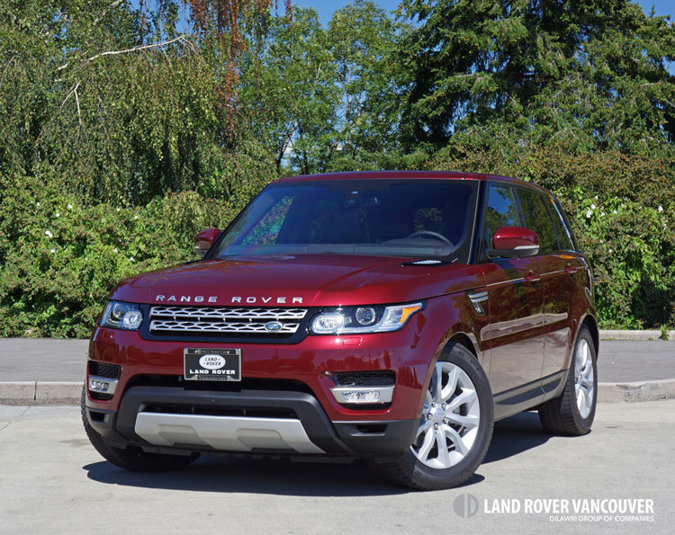 2016 Land Rover Range Rover Sport HSE TD6 Road Test Review