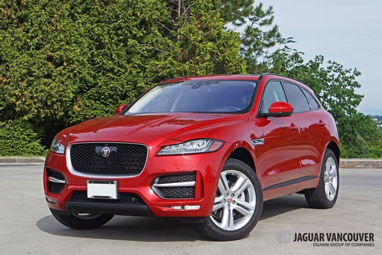 2017 JAGUAR F-PACE 3.5T R-SPORT ROAD TEST REVIEW