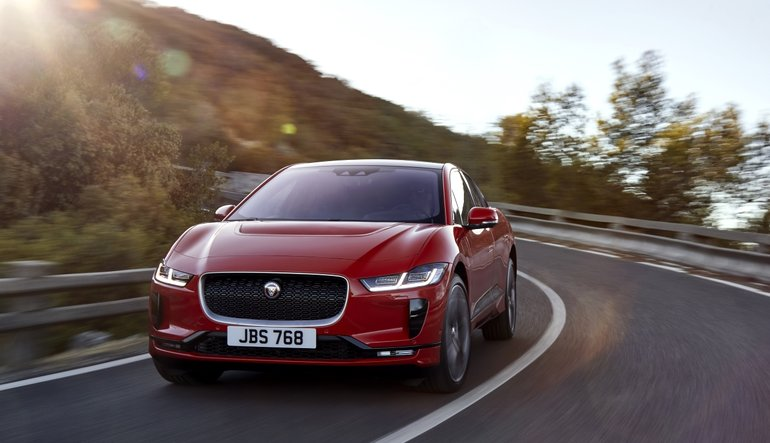 2018 Jaguar I-PACE EV400 Overview