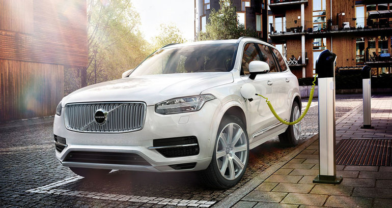 Volvo to Build 1 Million Electrified Vehicles by 2025