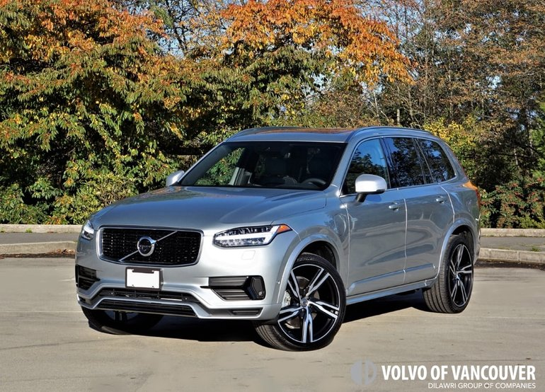 2018 Volvo XC90 T8 eAWD R-Design Road Test Review