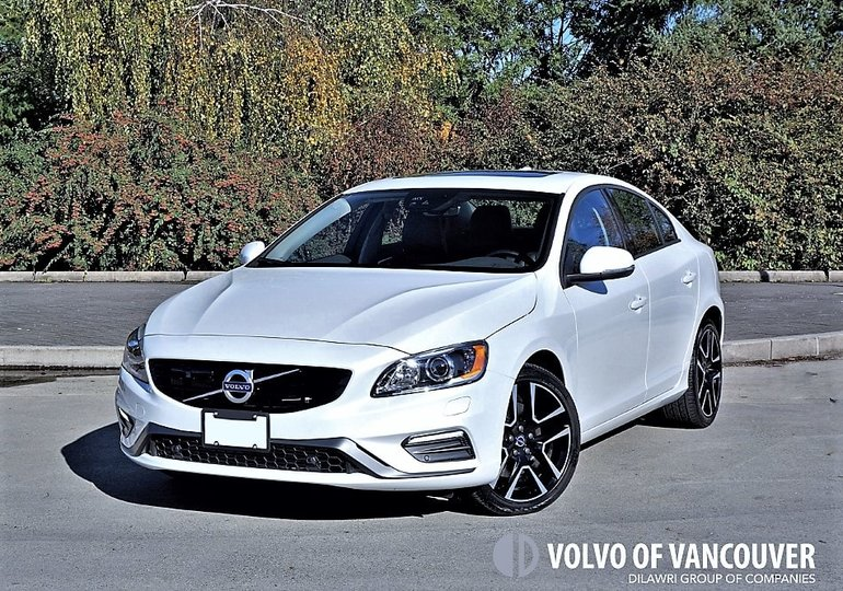 2018 Volvo S60 T5 AWD Dynamic Road Test Review