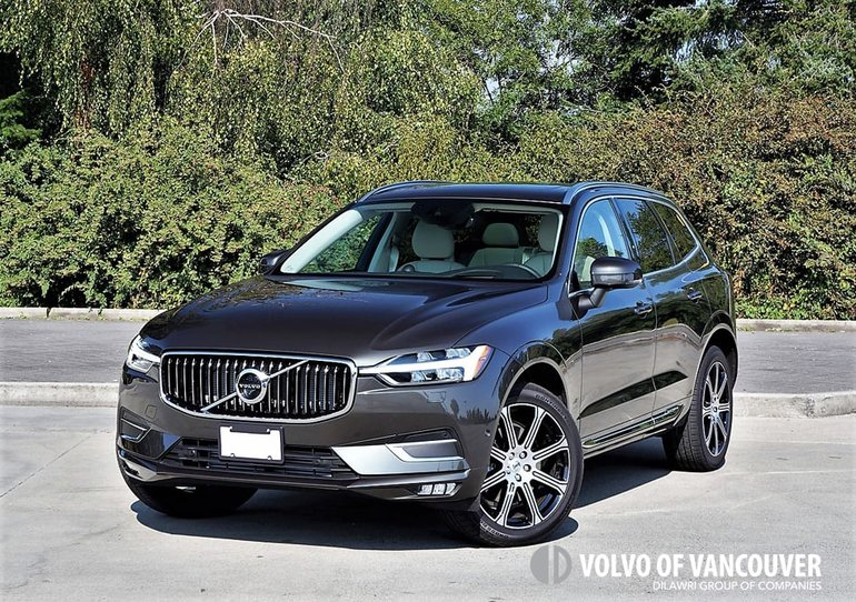 2018 Volvo XC60 T6 AWD Inscription Road Test Review