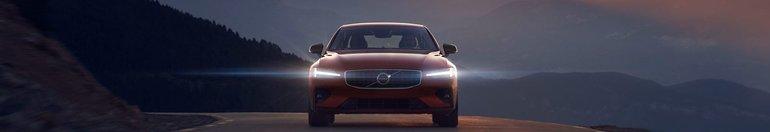 The Newly Redesigned Volvo S60 Sedan: Momentum, Inscription and R-Design