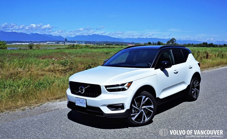 2019 Volvo XC40 T5 AWD R-Design Road Test Review