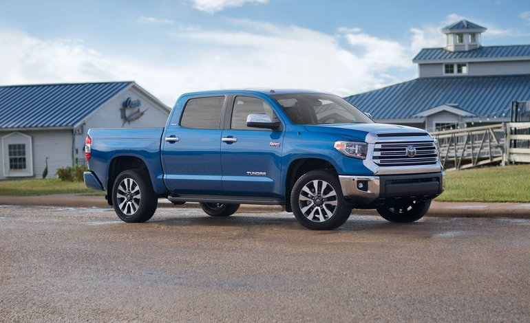 This Holiday Season Canadian Truck Fans Are Getting Just What They Asked For: Toyota Canada Introduces the Tundra TRD Pro Series