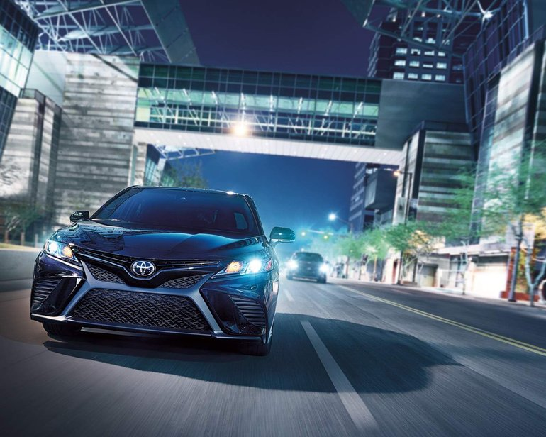 Toyota Camry Chosen as autoTRADER.ca Top Family Car Pick