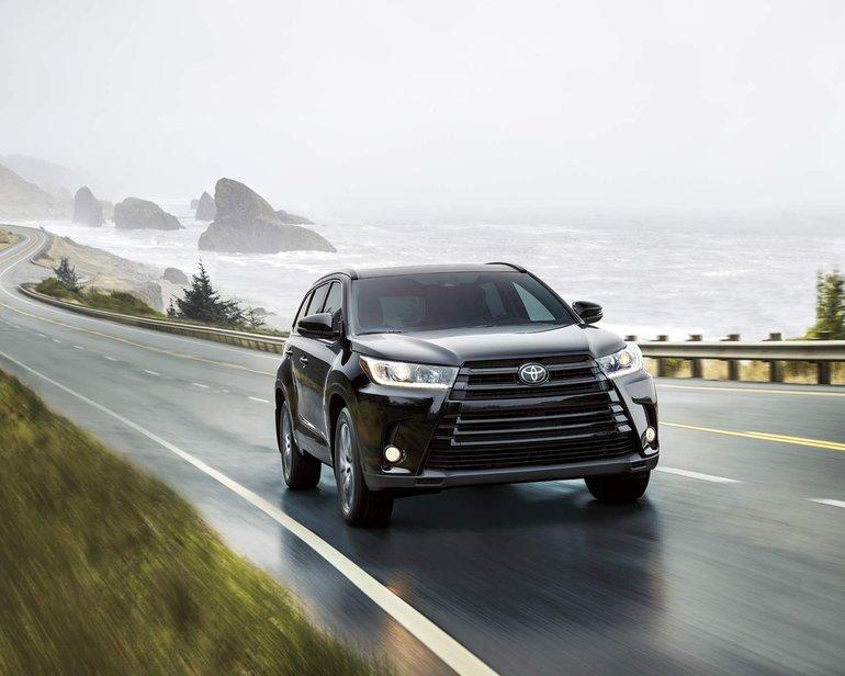 The 2018 Toyota Highlander