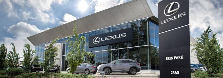 DealerRater Recognizes Erin Park Lexus with a Consumer Satisfaction Award