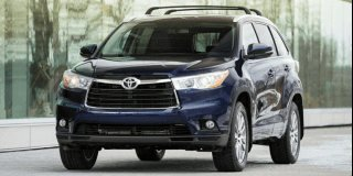 The 2015 Toyota Highlander named Canada's Best New SUV/CUV