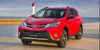 Toyota Offers The Fun And Functional 2015 RAV4 In An Exclusive Model To Celebrate 50 Years In Canada