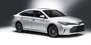 The Refreshed 2016 Toyota Avalon Premium Mid-Size Sedan