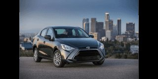 The Yaris Sedan Goes Bold, With Premium Features and Aggressive Styling