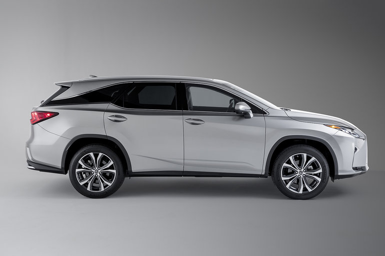 2019 Lexus RX L Series: The Perfect Family Luxury SUV